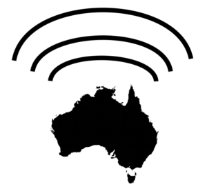 rete cellulare Australia