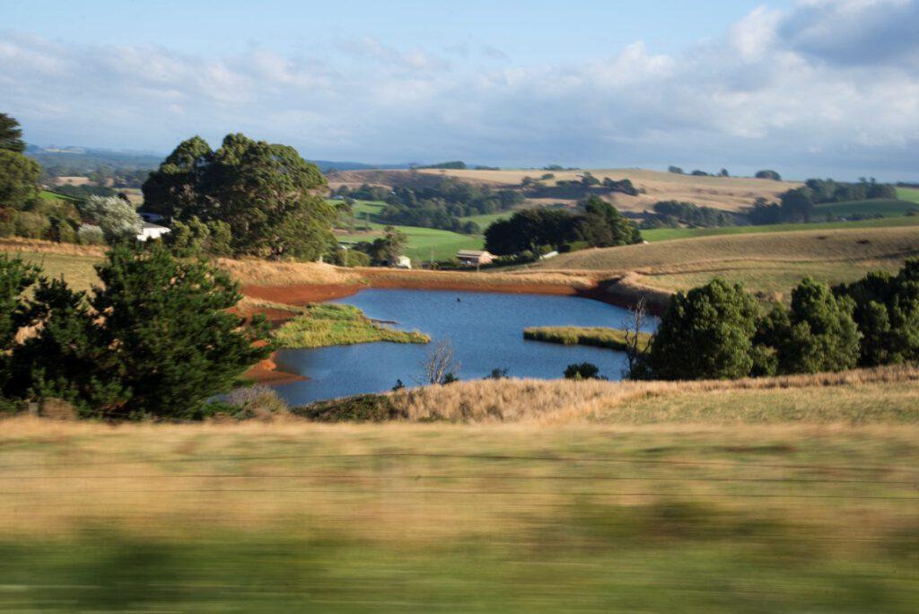 Bass Highway Tasmania